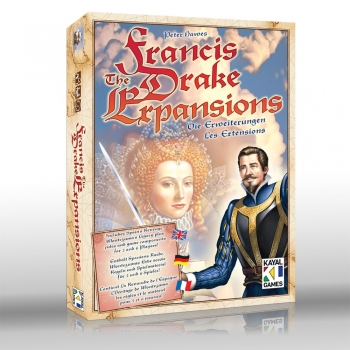 Francis Drake - Expansion Pack