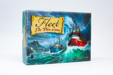 Fleet - The Dice Game - Vorbestellung